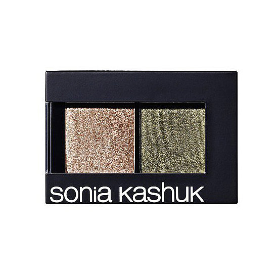 Choosing complementary shadow shades doesn't have to be a complicated process. With the Sonia Kashuk Eye Duo ($7), you get perfectly paired colors.