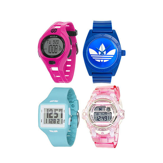10 Cute and Colourful Sports Watches