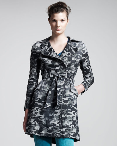 Kelly Wearstler Chameleon Trenchcoat