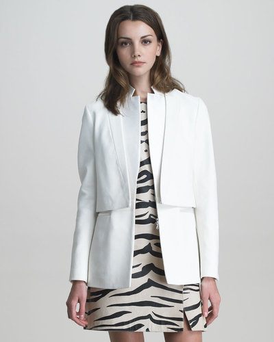 3.1 Phillip Lim Layered Tuxedo Jacket