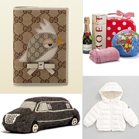 The Good Life: 10 Super-Luxe Baby Shower Gifts
