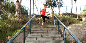 Switch Up a Stair Workout With These 5 Exercises