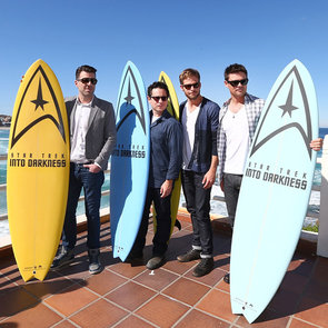 Star Trek Into Darkness Bondi Beach Photo Call Pictures