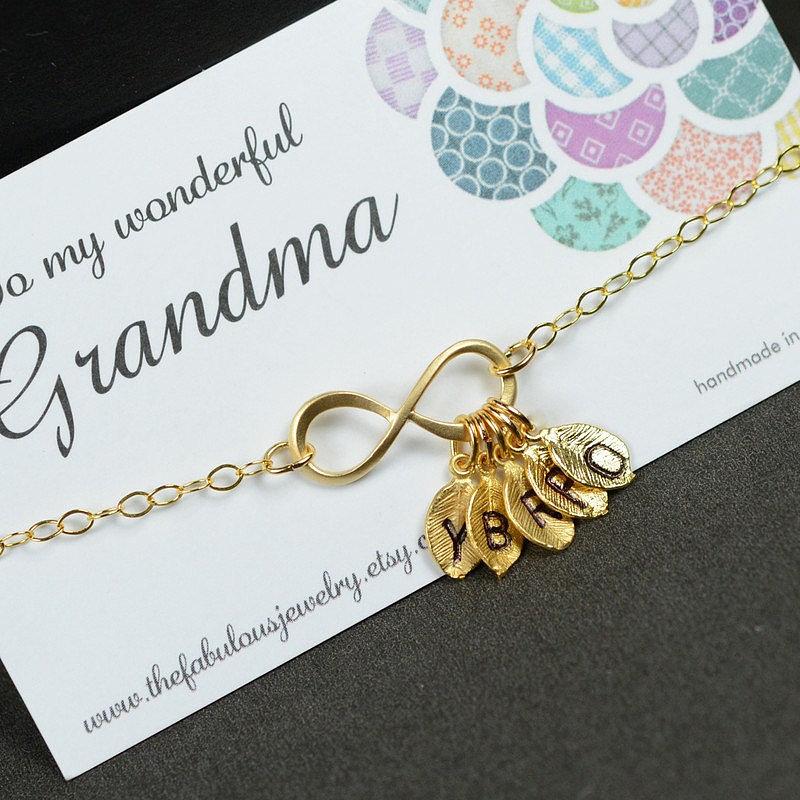 The Fabulous Jewelry Grandma Bracelet