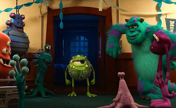 Monsters University  Who's voicing: Billy Crystal, John Goodman, John Krasinski, and Aubrey Plaza Why we're interested: Since Pixar's not making any more Toy Story movies, Monsters University is the next best thing. Not only do we love Mike and Sully, but now we get to see them in a prequel — at college. It's like Animal House, but kids can watch it too. When it opens: June 21  Watch the trailer for Monsters University.