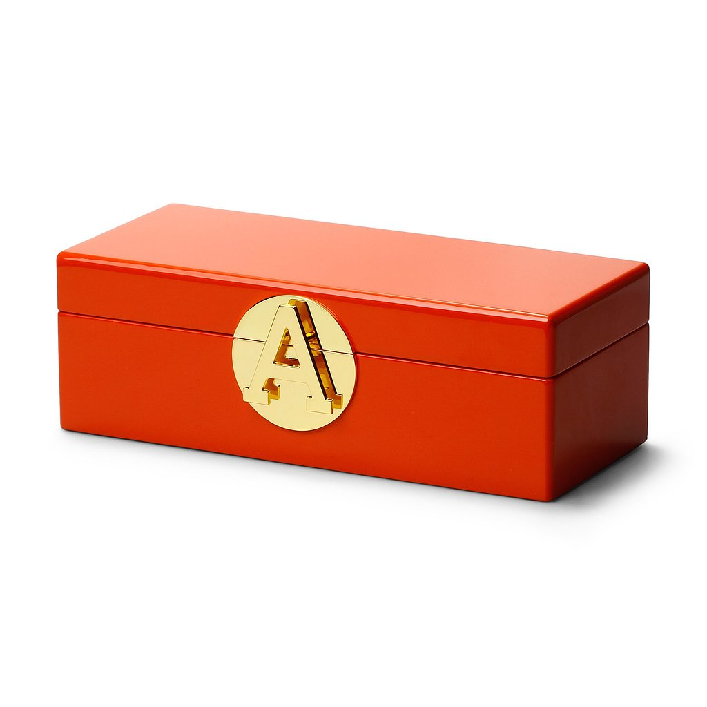 The best part about this C. Wonder lacquered jewelry box ($78)? You can monogram it for an extraspecial Mother's Day touch.