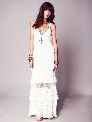 Kristal's Limited Edition White Dress