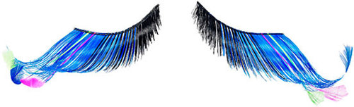 Napoleon Perdis 'Bird of Paradise' Faux Lashes