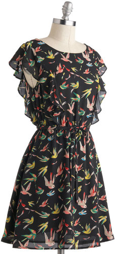 Lovely Little Birds Dress