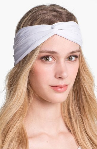 L. Erickson Interlock Turban Headband