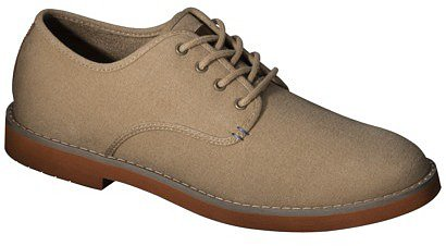 Men's Merona® Ellis Canvas Oxford - Tan