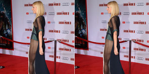 Gwyneth Goes Bare at Iron Man 3 Premiere — the Butt-Shaping Moves She Swears By!