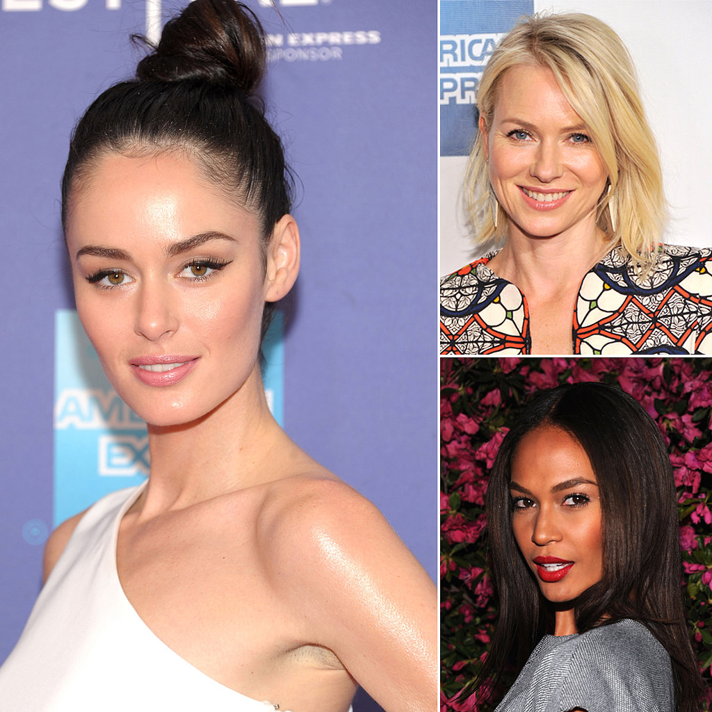The Tribeca Film Festival's Best Celebrity Hair and Makeup Looks
