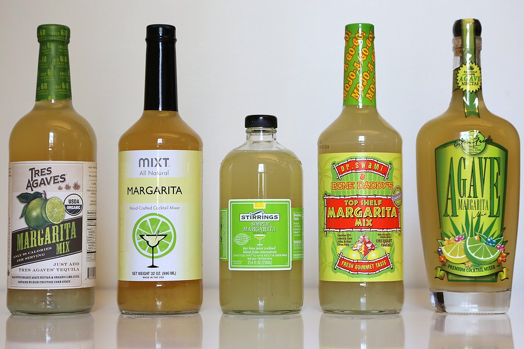 Which Is Your Favorite Margarita Mix?