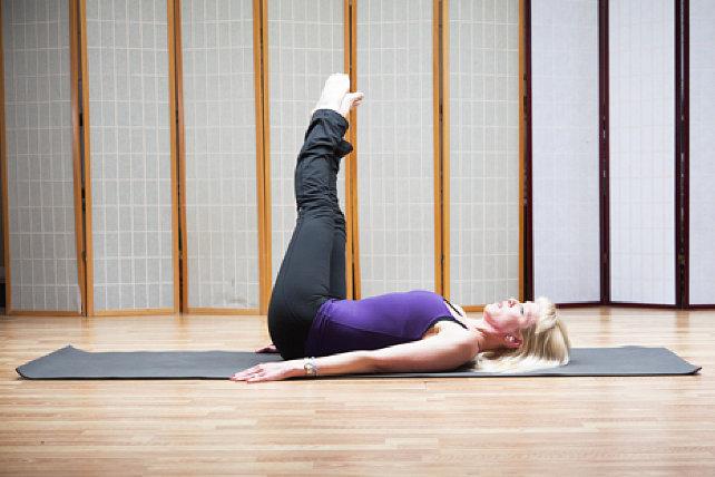 Lower Body: Pilates Corkscrew