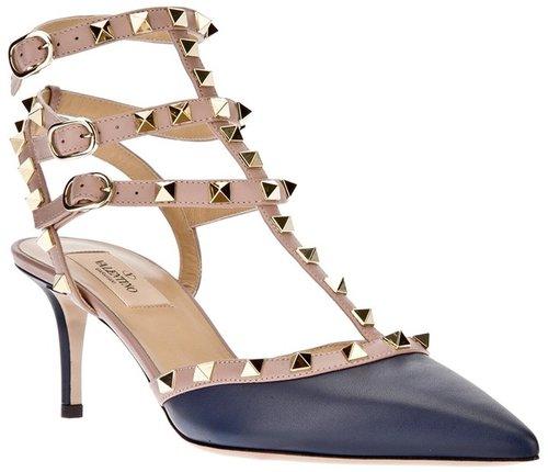 Valentino Garavani 'Rockstud' sandal