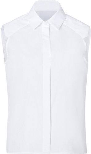 Preen Line White Faye Shirt
