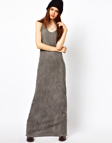 Just Female Maxi Dress With Back Detail