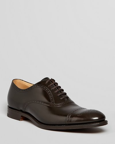 Church's London Cap Toe Oxfords