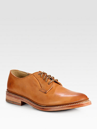 Frye James Lace-Up Oxfords