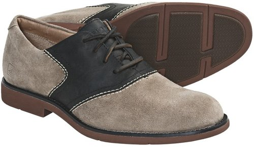 Sperry Top-Sider Jamestown Saddle Oxford Shoes - Suede-Leather (For Men)