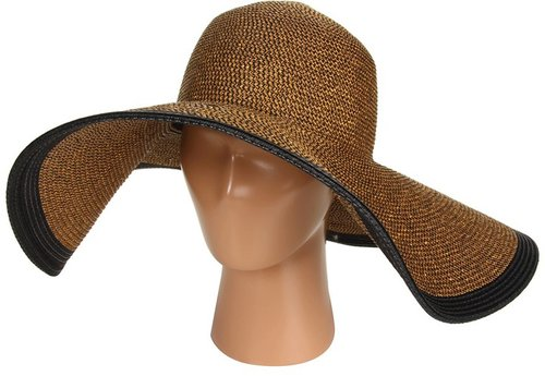 Echo Design - Metallic Floppy Hat (Gold) - Hats