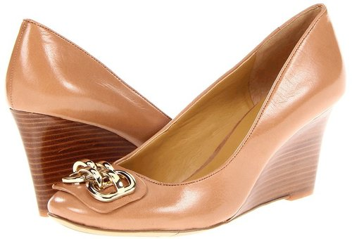 Nine West - Tanaya (Camel Leather) - Footwear