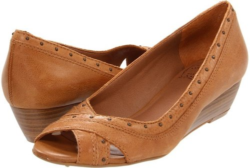 Lucky Brand - Frankie (Bombay Brown) - Footwear