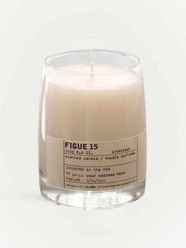 Unisex Classic Figue Candle