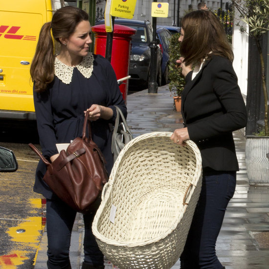 Kate Middleton Buys a Baby Bassinet   Pictures