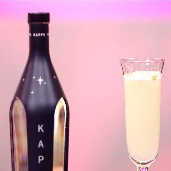 Pisco Sour Recipe Video