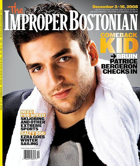 Improper Bostonian: The Sexiest Stanley Cup Playoff Players