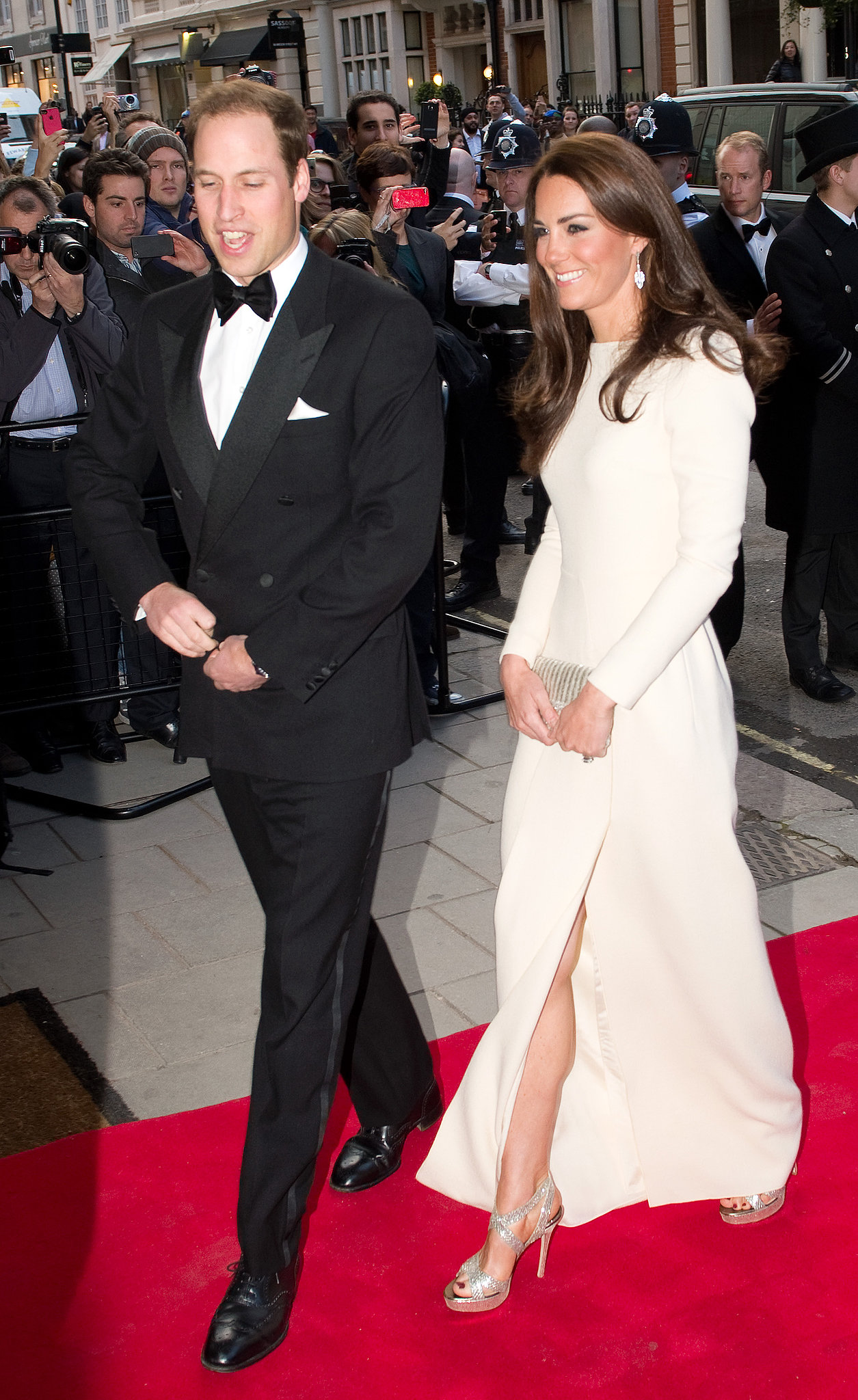 The Royal Couple at a Dinner Hosted by the Thirty Club