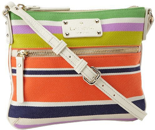 Kate Spade New York Cobble Hill Stripe Tenley Cross Body