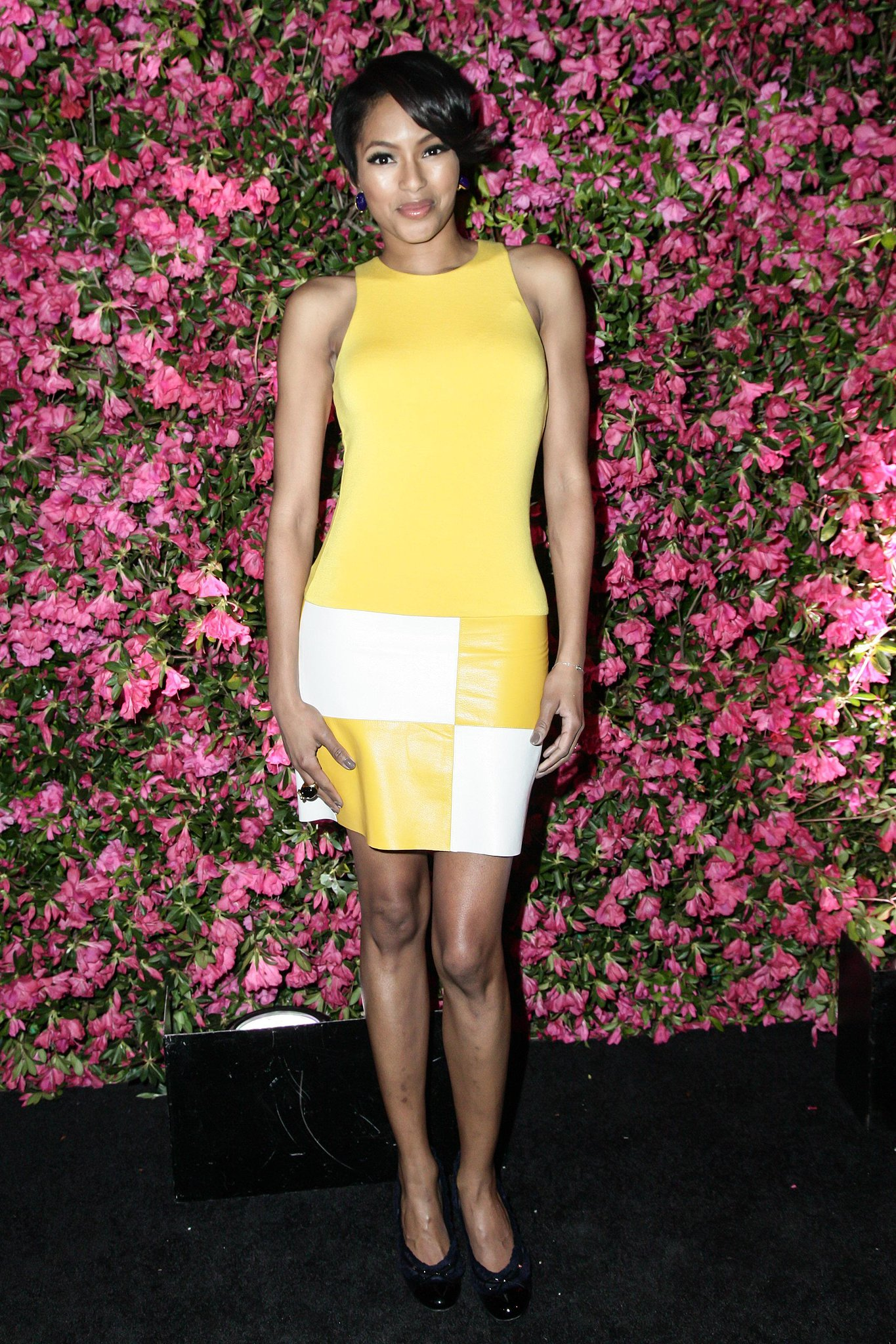 Alicia Quarles at Chanel's Tribeca Film Festival Artists Dinner in New York. Source: Matteo Prandoni/BFAnyc.com