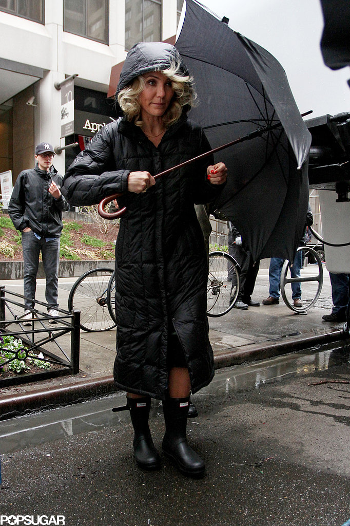 Cameron Diaz Puts In Back-to-Back Days on Set Amid New Costar News
