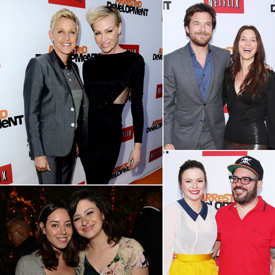 Couples Dominate the Star-Studded Premiere of Arrested Development