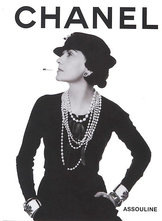 Whether your mom is a fashion lover or history buff, she'll love diving into Assouline's Chanel Three-Volume Book Set ($75), a comprehensive history of the brand's beginning as well as the life of Coco Chanel herself.
