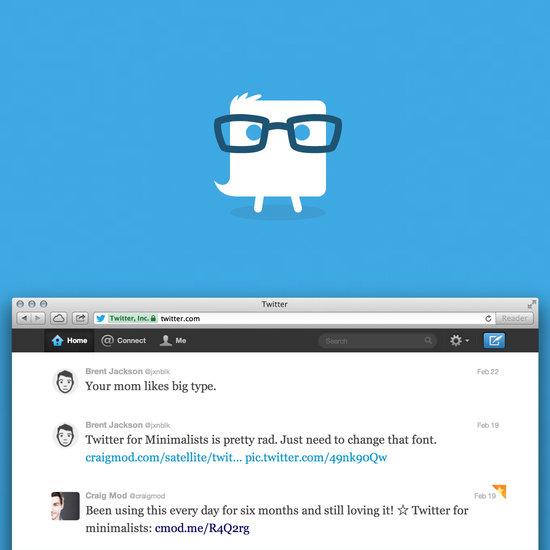 Twitter Chrome Extension