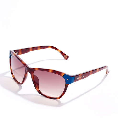 Michael Kors  Savannah Cat-Eye Sunglasses