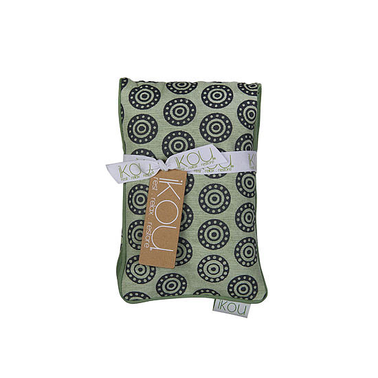 iKOU Heat Pillow Mayan Circles, $39.99