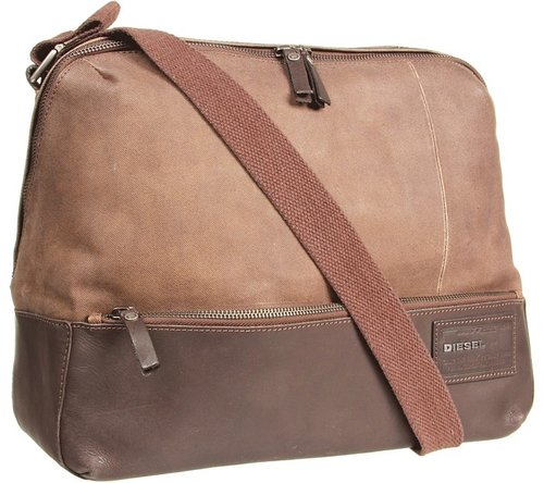 Diesel - Mad Worlds PI-Special (Brown) - Bags and Luggage