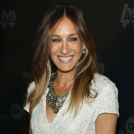 Sarah Jessica Parker and Nicole Richie at AOL Event | Photos