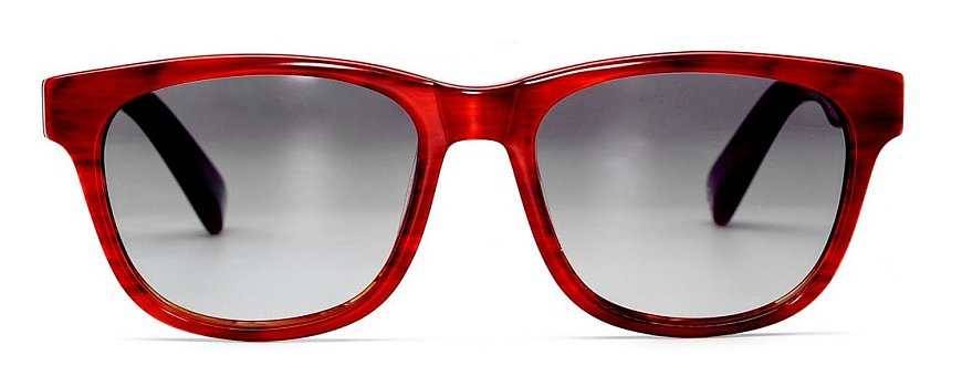 "The ""buy a pair, give a pair"" initiative behind Warby Parker makes loving these Madison sunglasses ($95) all the sweeter. Between the statement red frame color, classic silhouette, and do-good cause, it feels like a real win-win eyewear situation. — Marisa Tom"