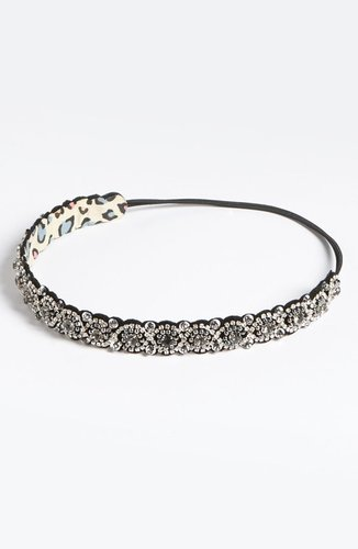 BP. Beaded Glam Headband