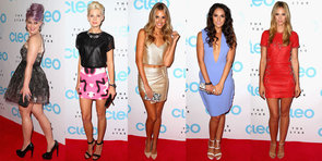 See the Celebrity Style on show at CLEO's Relaunch Party