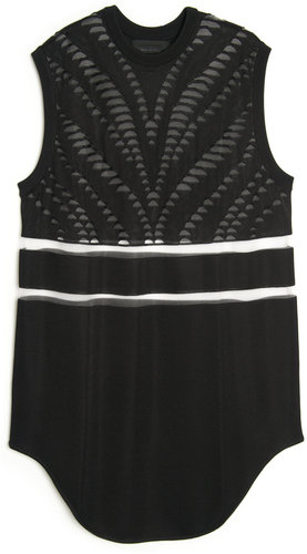 Alexander Wang Cut Out Muscle Tank