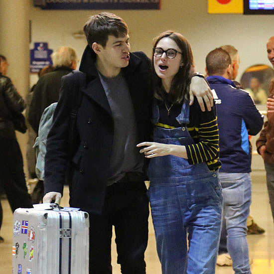 Keira Knightley and James Righton Getting Married in France
