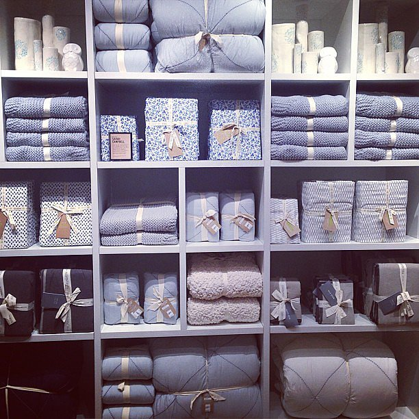 Who loves their linen? We were in homewares heaven at the new West Elm store at Bondi Junction.