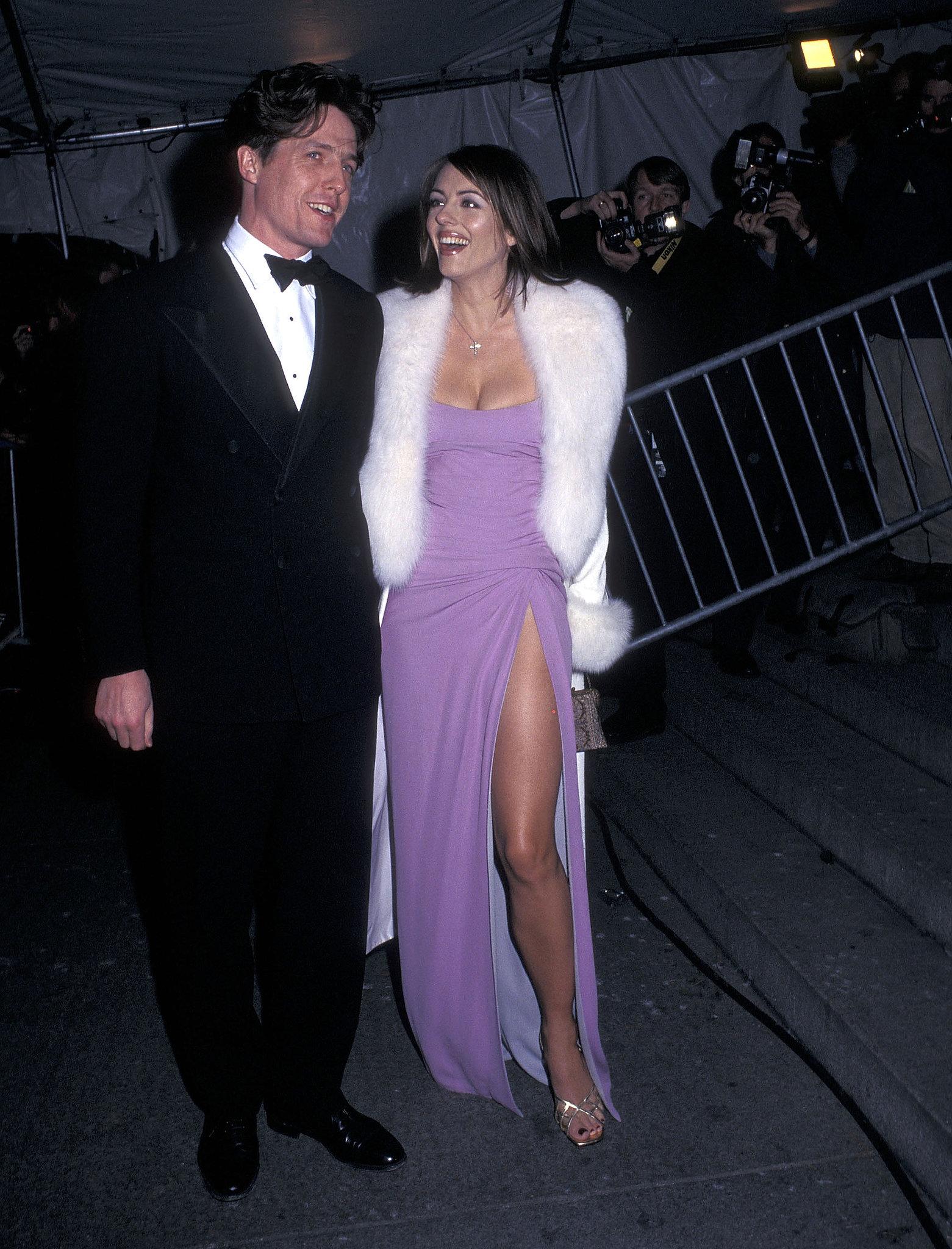 Hugh Grant and Elizabeth Hurley — 1997